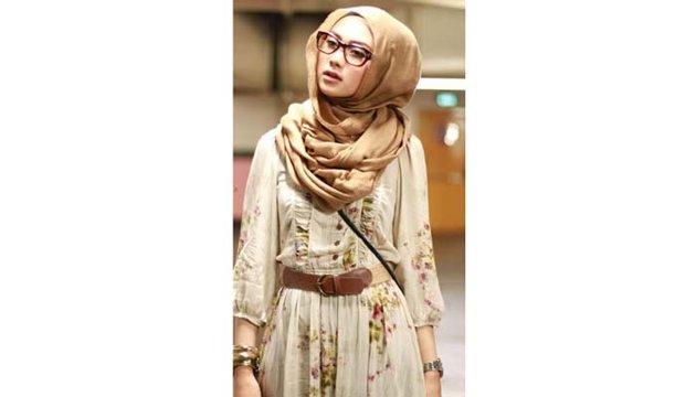الحجاب الأندونيسي