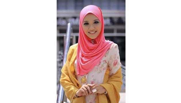 الحجاب الماليزي